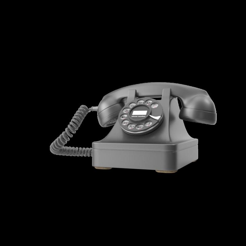 Retro Telephone.I02.2k